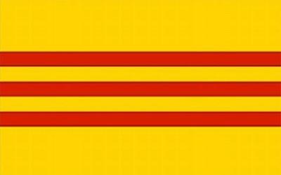 Vietnam South Flag 150 x 90cm