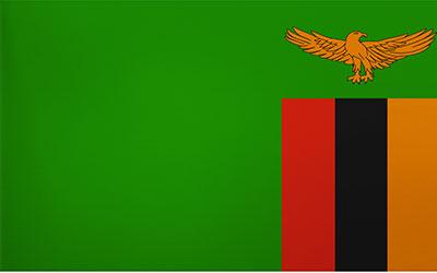 Zambia National Flag 150 x 90cm